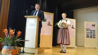 Festakt zum 1050-Jahr-Jubiläum der Gemeinde Laupersdorf