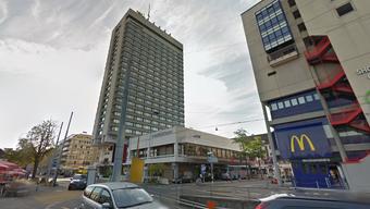 Swisshotel Zürich