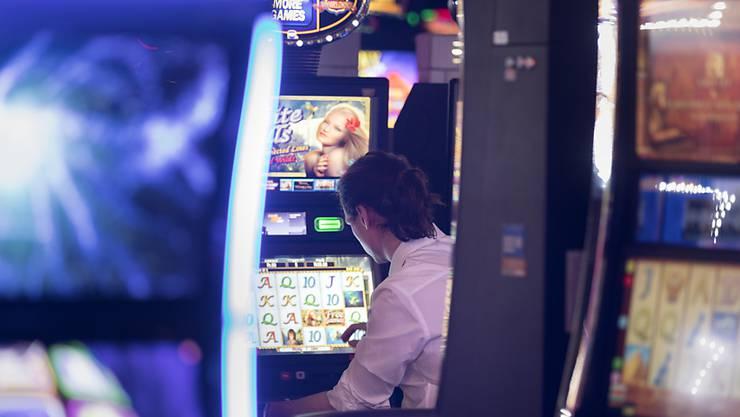 1,4 Million Franken verspielte der ehemalige Pfarrer von Küssnacht im Casino. (Symbolbild)