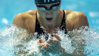 Brustspezialistin Lisa Mamié war bereits im Besitz eines Olympia-Startplatzes, nun trug die Zürcherin auch noch entscheidend zum Erfolg der Lagenstaffel bei