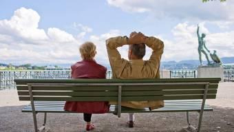 Aufs Einkaufen und den Enkelbesuch wollten viele Senioren auch während des akuten Lockdowns nicht verzichten.