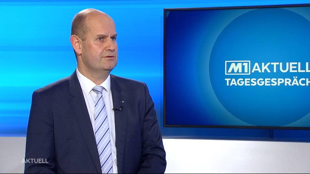 Dieter Widmer über die Staatsgarantie der AKB