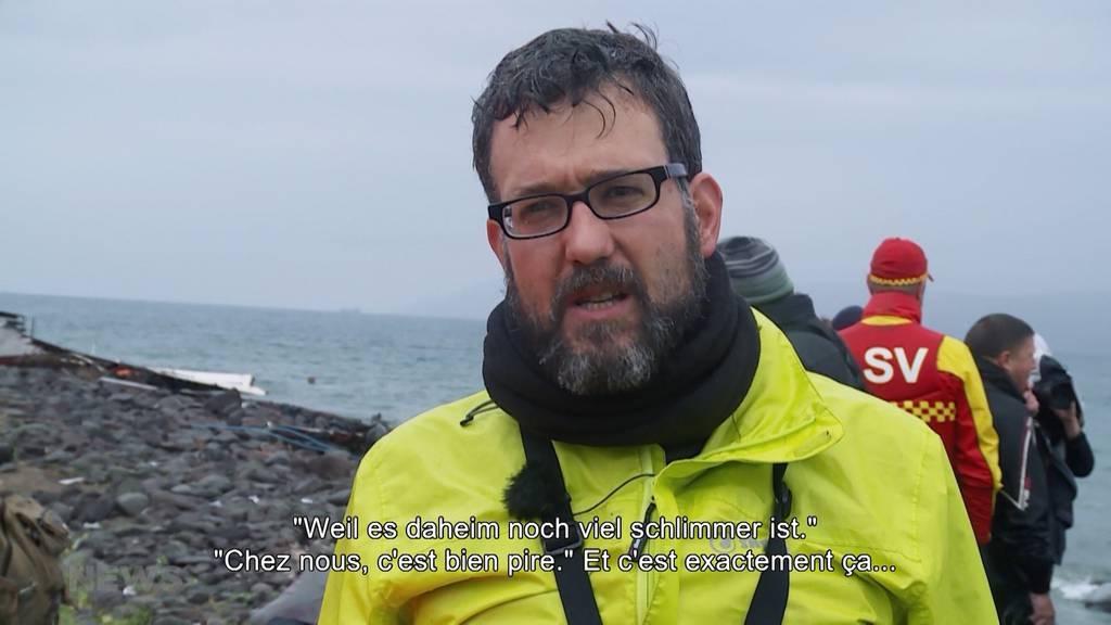 """""""Volunteer"""": Schweizer Film zeigt Flüchtlings-Krise Griechenlands"""