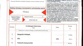 Adressbuchschwindler zockt seit 1991 aus Basel ab