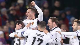 Champions League: ZSKA Moskau - FC Basel
