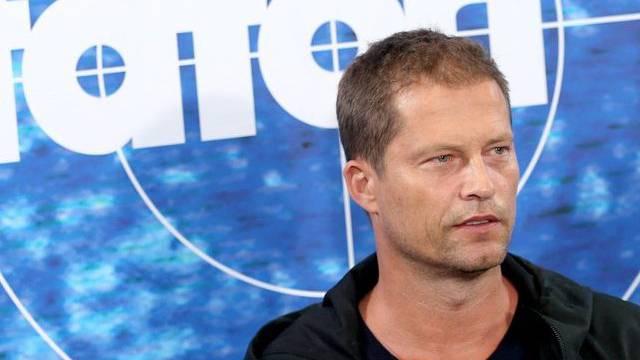 """Der neue """"Tatort""""-Kommissar Til Schweiger hat Mühe mit den Medien (Archiv)"""