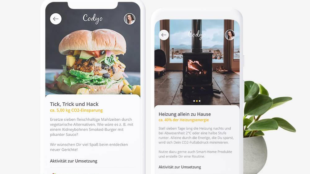 Codyo App Printscreen