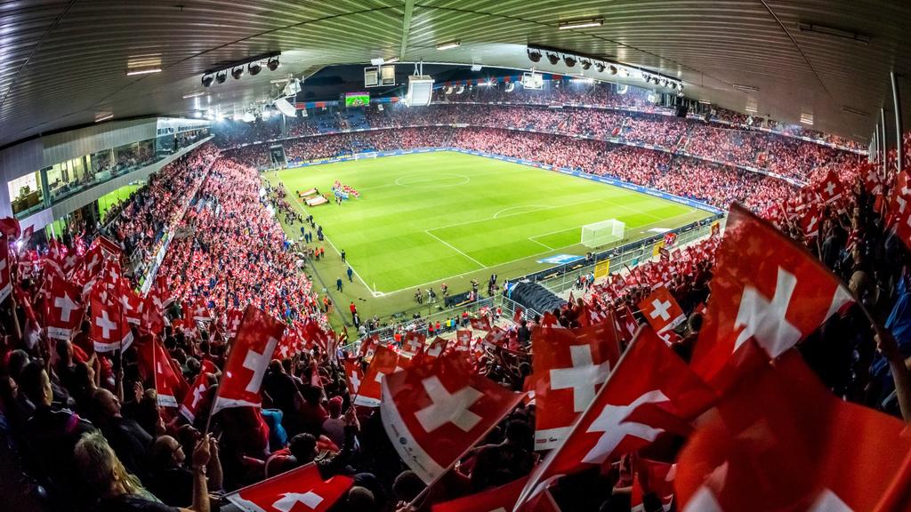 UEFA Euro 2020: Erstes Quali-Heimspiel in Basel