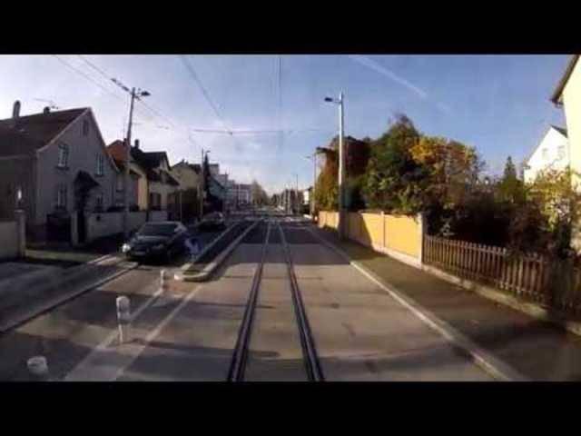 Verlängerung der BVB-Linie 3 nach Gare de Saint-Louis