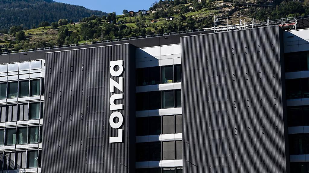 Lonza will Produktion in Visp und den USA ausweiten