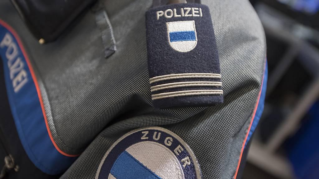 Die Zuger Polizei hat sich am Wochenende mit Verkehrssündern beschäftigen müssen. (Symbolbild)