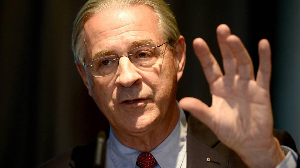 Der Abgang von Hubert Achermann als Präsident der Stiftung Lucerne Festival hat Folgen. (Archivbild)