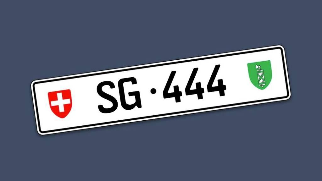 «SG 444» zum Preis eines Neuwagens