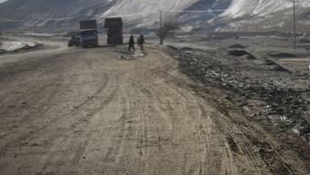 Zwei Schweizer sind in Belutschistan der Gewalt von Bewaffneten (Symbolbild)