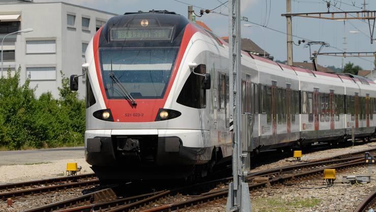 Künftig könnten wieder Züge von Laufenburg in Richtung Koblenz und Winterthur rollen.