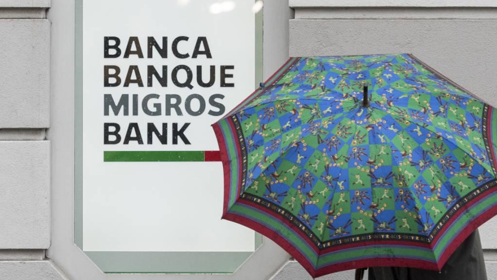 Die Migros Bank zahlt zur Beilegung eines Rechtsstreits zu unversteuerten Vermögen in Deutschland 2,4 Millionen Euro. Die Einigung sei einvernehmlich erfolgt, so die Bank.(Archivbild)