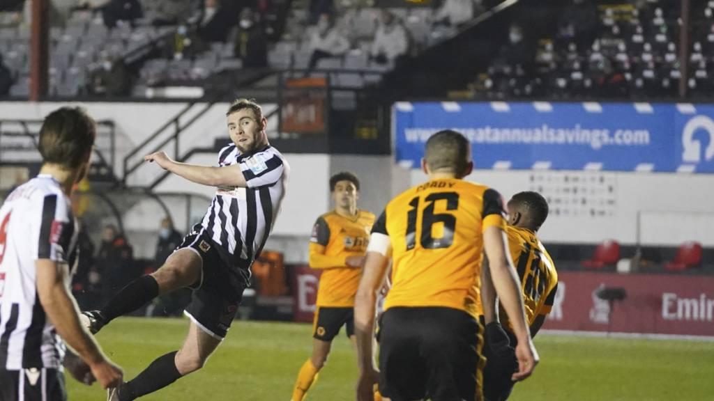 Für den FC Chorley endete des Abenteuer FA Cup in den Sechzehntelfinals