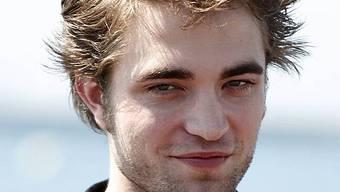 Robert Pattinson in Cannes