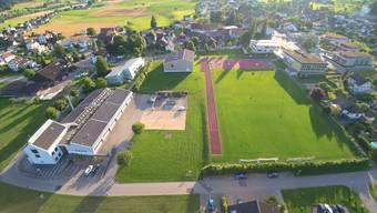 Auf den Sportanlagen in Matzendorf findet im Juni 2017 das Regionalturnfest statt.