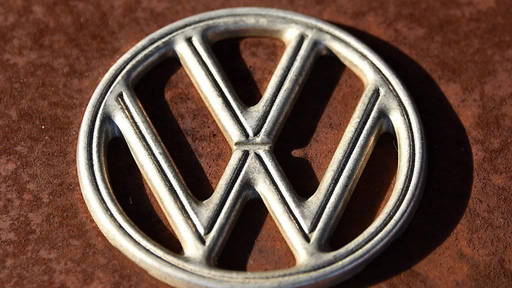 Im November ist Volkswagen in den USA auf seinen Autos sitzen geblieben: Die Verkäufe sackten gegenüber dem Vorjahr um einen Viertel ab (Archiv).