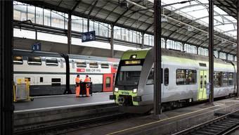 Die BLS soll statt den SBB künftig zwei Strecken im Fernverkehr fahren.