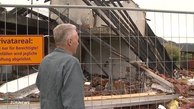 Feuerdrama in Gansingen war wohl erweiterter Suizid
