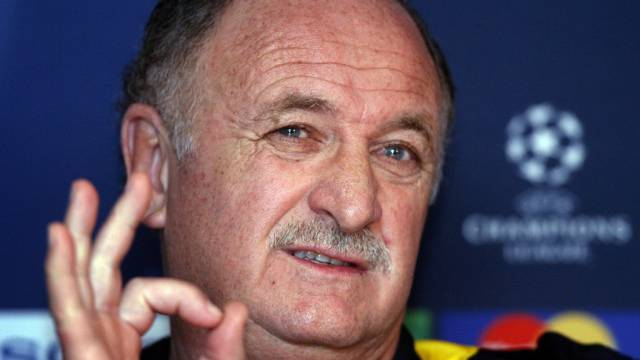 Neuer und alter Brasil-Nationalcoach: Felipe Scolari