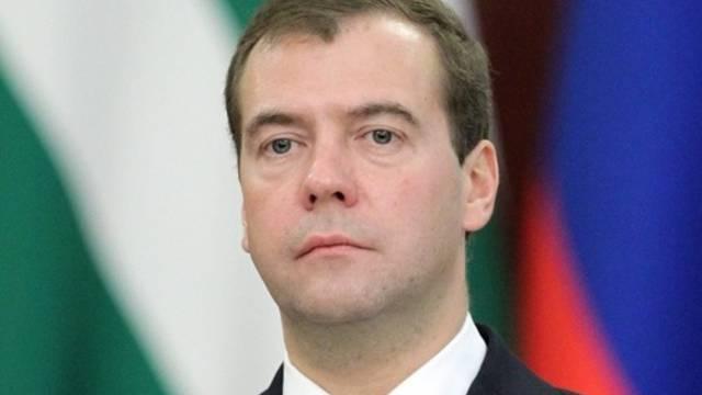 Präsident Dmitri Medwedew dürfte sich über den baldigen Beitritt Russlands zur WTO freuen (Archiv)
