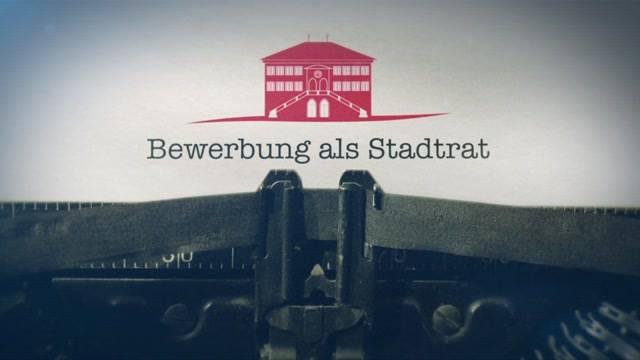 """""""Bewerbung für den Stadtrat"""""""