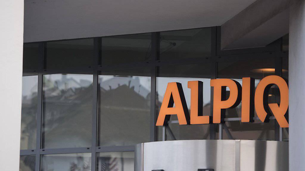 Der Stromkonzern Alpiq schrieb auch 2018 erneut einen Verlust und verzichtet deshalb auf die Ausschüttung einer Dividende. (Archivbild)