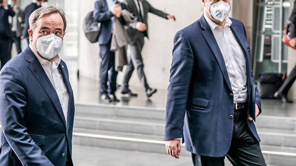 Vorentscheidung über Kanzlerkandidatur? CDU und CSU beraten