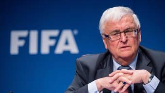 Theo Zwanziger, der ehemalige Präsident des Deutschen Fussballbundes, muss sich vor dem Bundesstrafgericht verantworten.