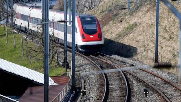 Längere Zugreise aus Deutschweiz ins Tessin