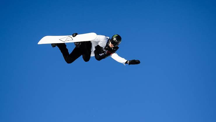 Iouri Podladtchikov kämpft am Laax Open auch um seine Zukunft als Snowboarder