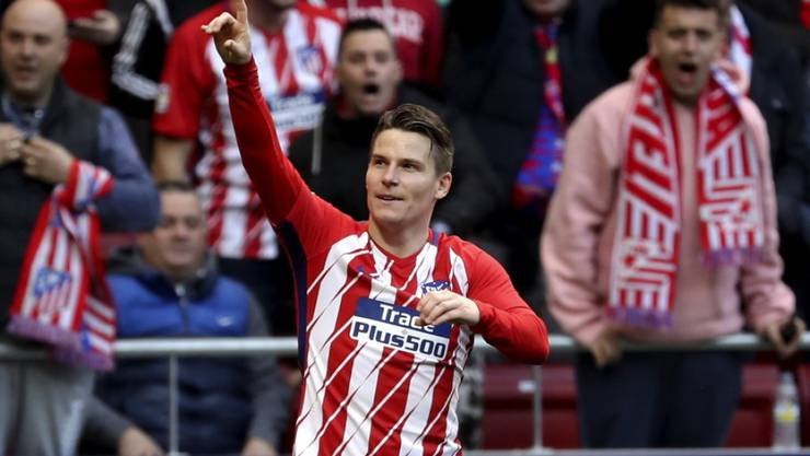 Für einmal jubelt Kevin Gameiro: 1 Tor und 1 Assist gegen Athletic Bilbao