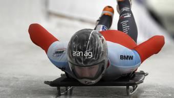 Zu Silber gerast: Marina Gilardoni gewann in Altenberg ihre erste WM-Medaille