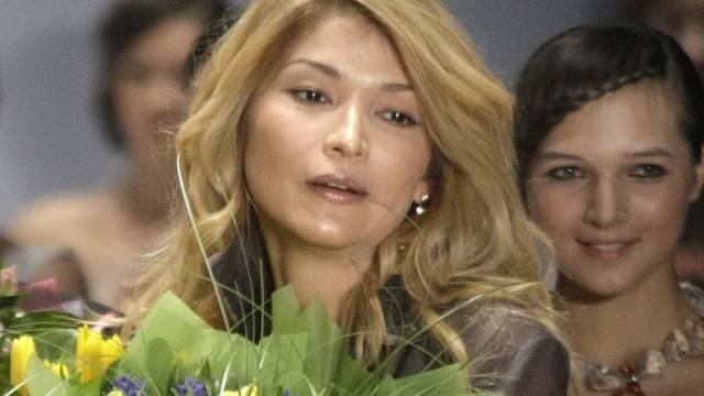 Gulnara Karimova ist im Visier der Schweizer Justiz (Archivbild)