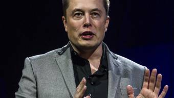 """""""Fehlerhafte Statements"""": Tesla-Chef Elon Musk soll sich nach dem Willen eines Grossaktionärs nicht mehr im Kurznachrichtendienst Twitter zum Unternehmen äussern. (Archivbild)"""