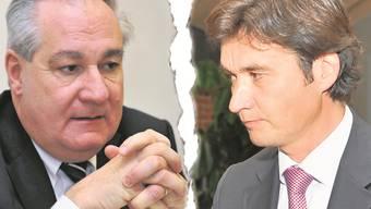 Kein Fernsehduell zwischen Boris Banga und François Scheidegger.