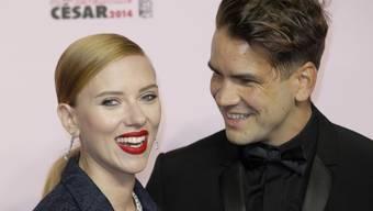 Werden Scarlett Johansson und Romain Dauriac Eltern? (Archiv)