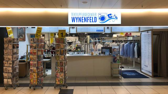 Trotz neuer Corona-Auflagen sind im Wynencenter mindestens 13 Geschäfte offen.