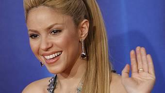 Isst gerne Schweizer Schokolade: Die kolumbianische Sängerin Shakira (Archiv)