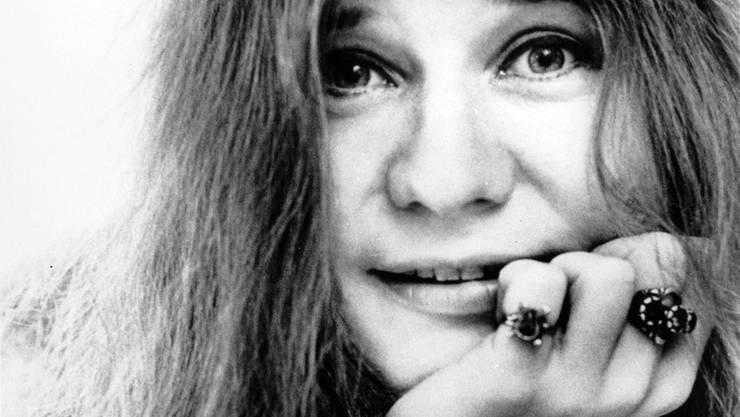 Janis Joplin: Singt auf der Homepage von Sakozy