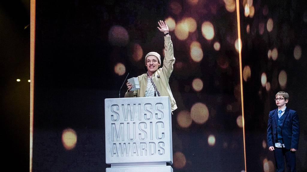 Sei dabei bei den Swiss Music Awards