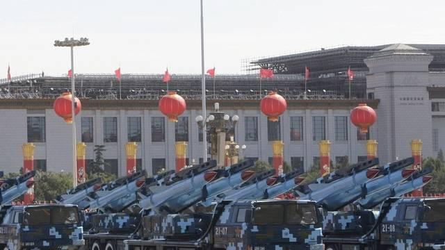 China rüstet auf und die Welt ist besorgt (Symbolbild)