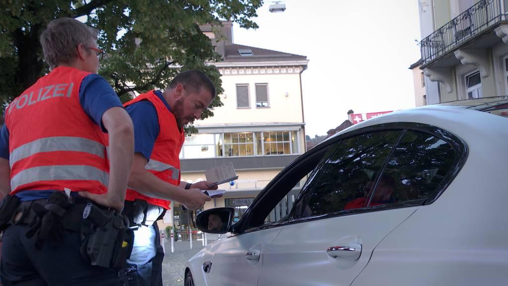 «Fahre nicht gerne leise Autos»: Auf Autoposer-Kontrolle mit der Polizei