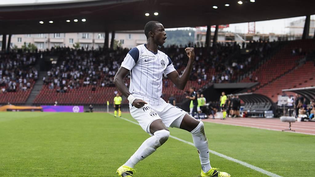 Ceesay schiesst den FCZ zum zweiten Sieg