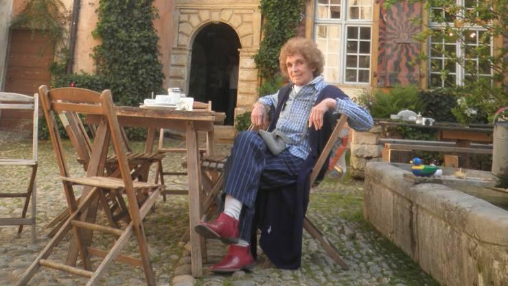 Katharina von Arx lebte von 1928–2013.