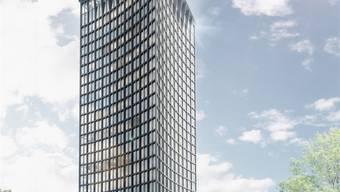 Mit dem Ceres-Tower geht es vorwärts: Die Credit Suisse will das Hochhaus bauen. Mit 82 Metern erhält Pratteln das höchste Gebäude im Kanton.