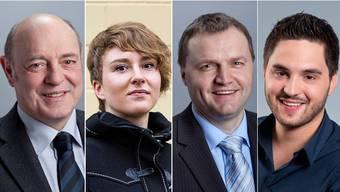 Die Spider von Aargauer Politikern
